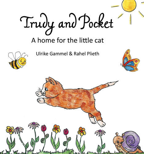 1293 Trudy and Pocket - A home for the little cat - Taschenbuch
